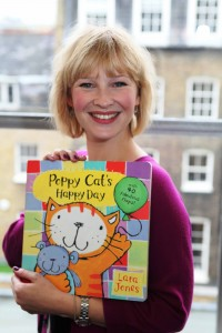 Poppy Cat, Joanna Page, Lara Jones