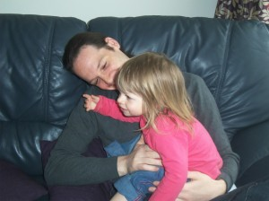 daughter and daddy, father and daughter, dad's love