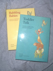 I CAN, Babbling Babies, Toddler Talk, teaching babies and children how to talk, speech